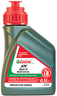 CASTROL ATF DEX II MULTIVEHIVCLE  500ML