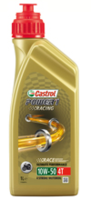 CASTROL POWER 1 RACING 4T 10W50  1 LTR.