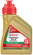 CASTROL TRANSMAX DEX III MULTIVEHICLE        0,5 LTR.